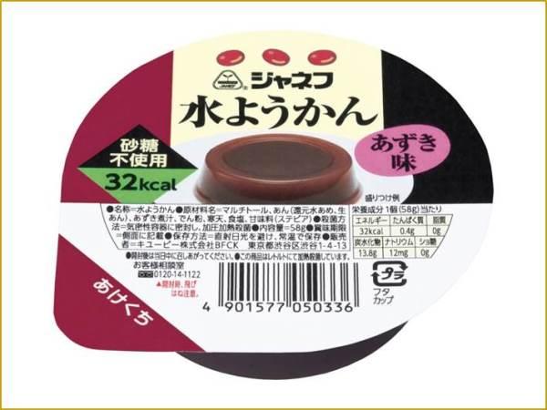 ジャネフ 水ようかんあずき味(6個入)