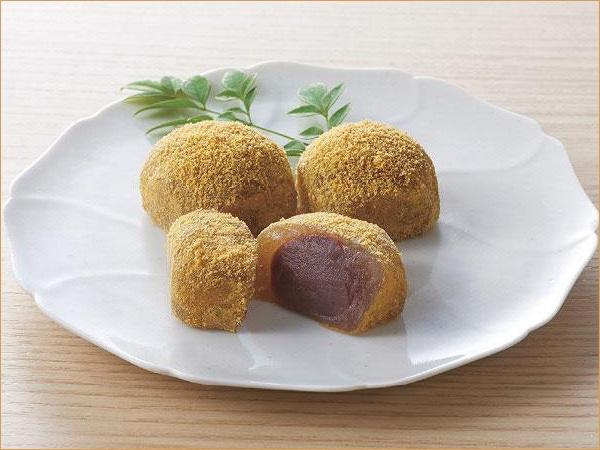 花乃菓房 和三盆糖のわらび餅(こしあん)