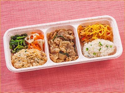 ウーディッシュ プルコギ(韓国風焼き肉)