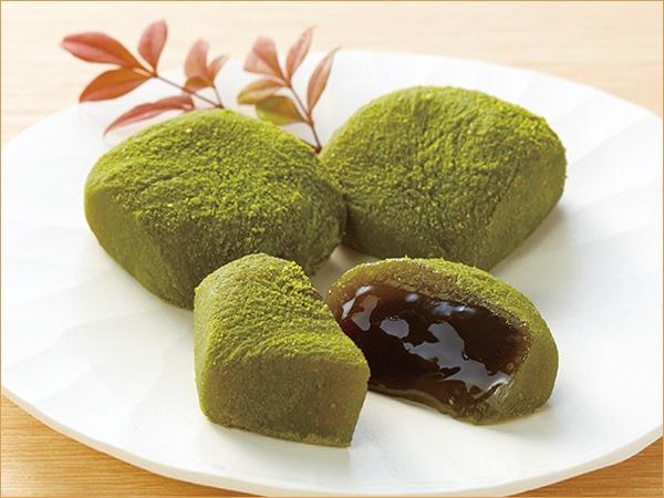 花乃菓房 京宇治抹茶のわらび餅