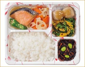 キッセイ 鮭の西京焼き風弁当