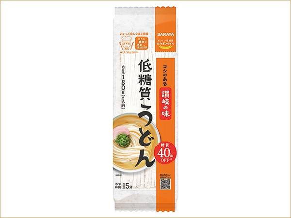ロカボスタイル 低糖質うどん 180g(2人前)