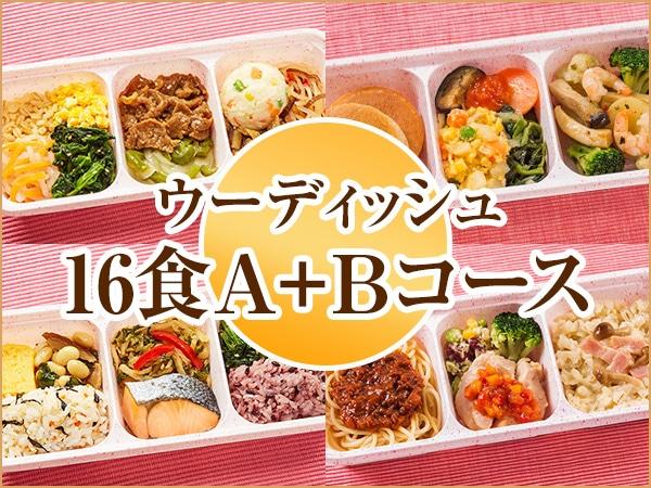ウーディッシュ 16食A+Bコース 2019年秋冬