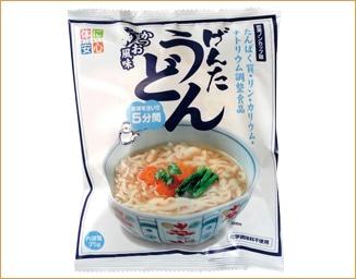キッセイ 即席げんたうどん((1食)